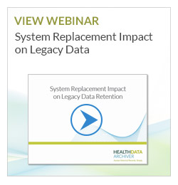 View Webinar System Replacement Impact on Legacy Data